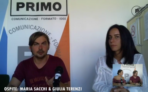 Volare nelle emozioni: la video-intervista a Maria Sacchi e Giulia Terenzi