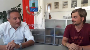 Un'estate positiva, nonostante tutto: la video-intervista a Domenico Pascuzzi