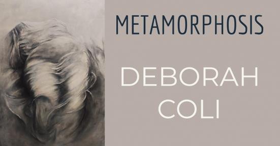 """""""Metamorphosis"""": mostra personale di pittura di Deborah Coli a Pesaro presso The Bid Art Space"""