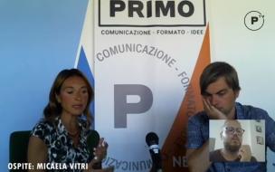 Un'outsider per la regione: la video-intervista a Micaela Vitri