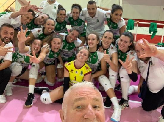 Esordio in Serie A2 con vittoria in trasferta per la Megabox Vallefoglia