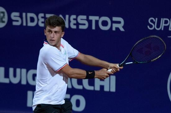 A Parigi il giovane talento pesarese Luca Nardi esce agli ottavi del Roland Garros Juniores
