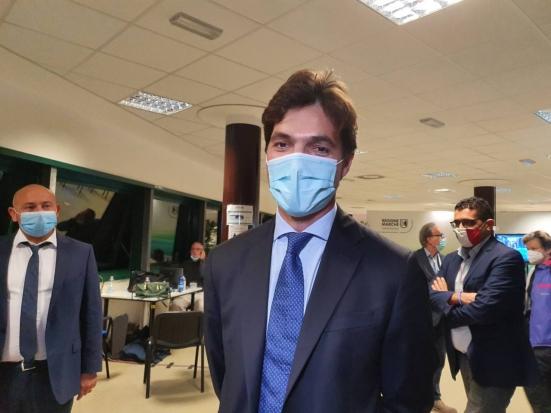 Cos'ha detto Acquaroli sulla situazione covid nelle Marche, in breve