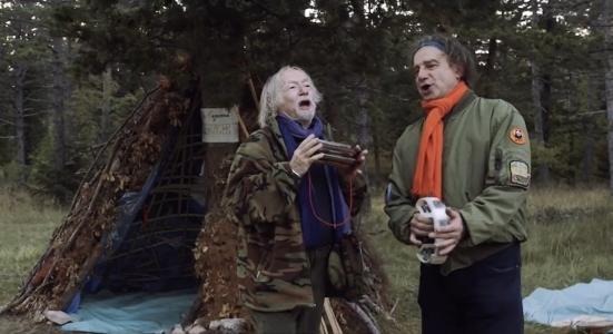 """""""La capanna di Ermanno"""": un meraviglioso racconto nei boschi delle Cesane - VIDEO"""