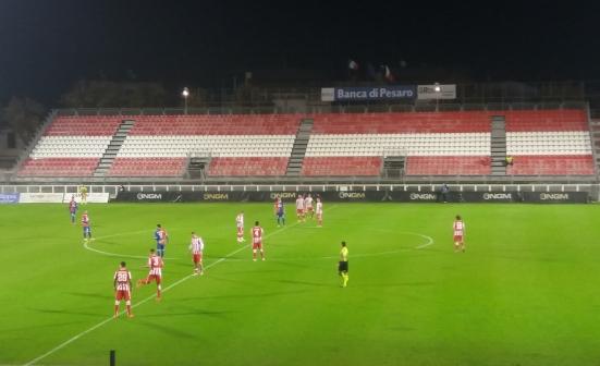 """Al """"Benelli"""" tre punti che valgono oro: Vis Pesaro batte Gubbio 1 a 0"""