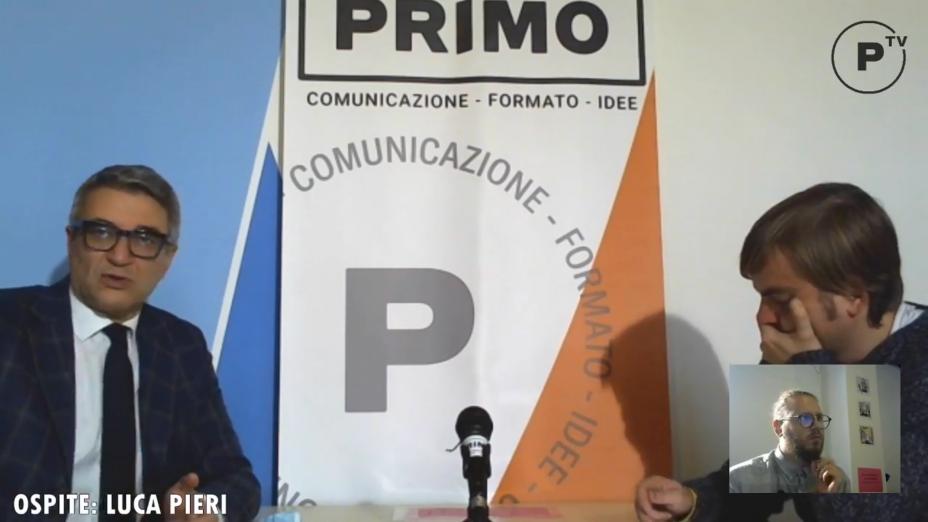 Aver cura del territorio: la video-intervista a Luca Pieri