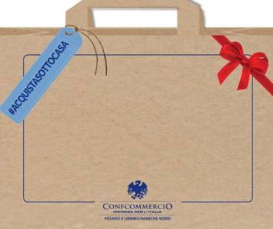 #acquistasottocasa è la nuova iniziativa di Confcommercio dedicata agli associati