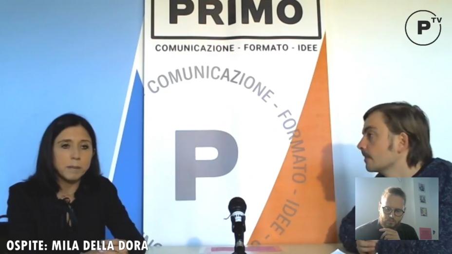 Benessere in prima linea: la video-intervista a Mila Della Dora