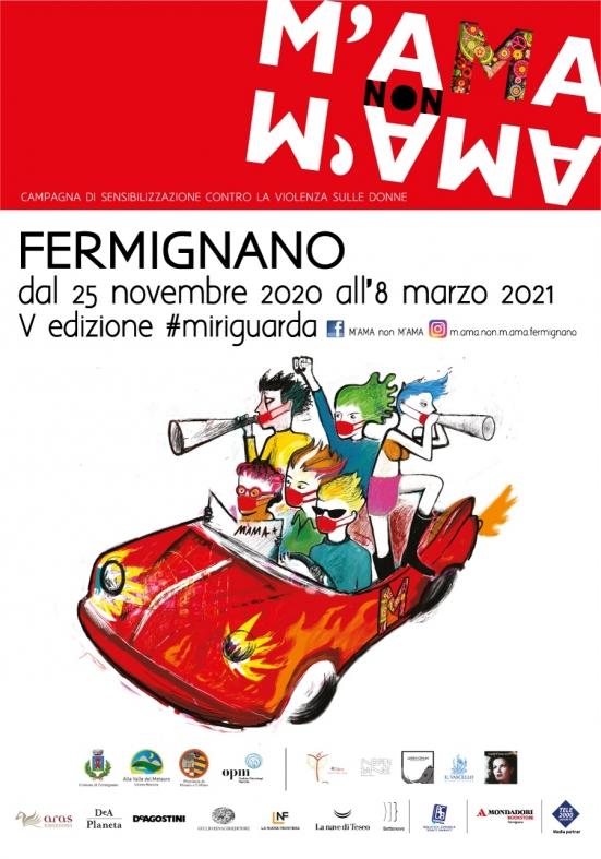 """Domani a Fermignano il """"Tam Tam Tour - Mi riguarda"""", cittadini affacciati al balcone per dire No alla violenza di genere"""