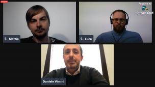 Il futuro della cultura: la video-intervista a Daniele Vimini