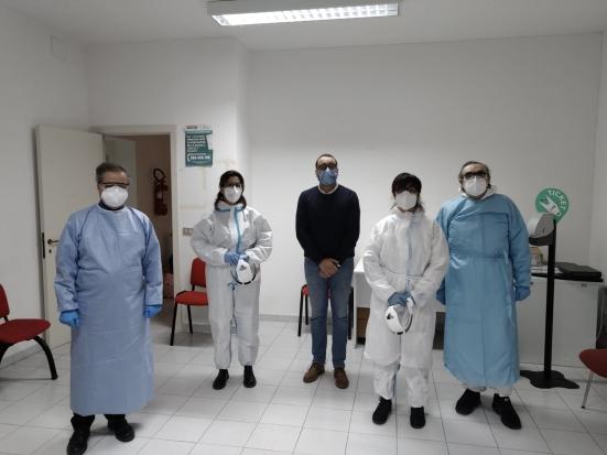 Comune di San Costanzo e medici di famiglia in prima linea per contenere la diffusione del Coronavirus