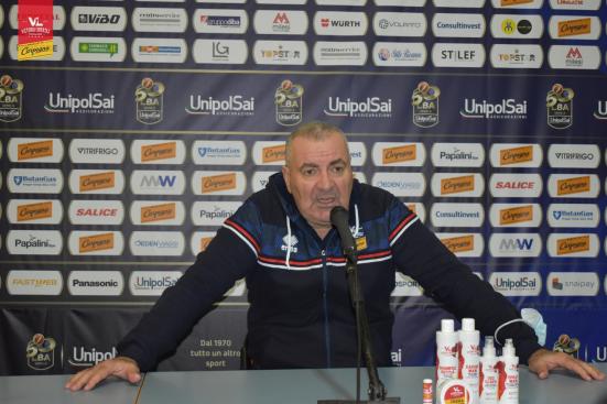 """Domani VL Pesaro - Trieste, coach Repesa: """"Giocheremo contro una squadra profonda e di grande qualità"""""""