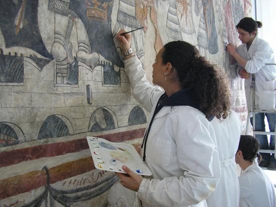 «Il Ministero ha dimenticato i restauratori di beni culturali», segnala la CNA