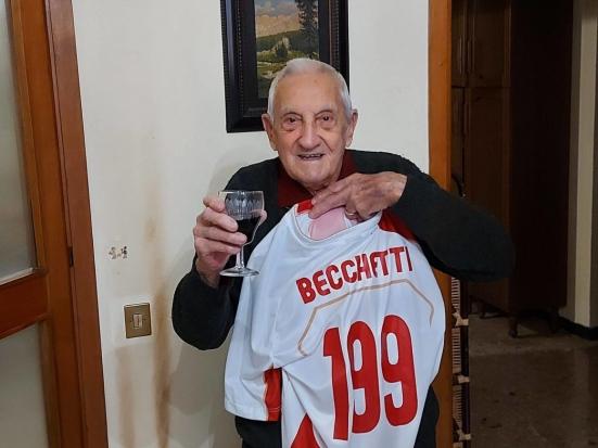 """""""Ciao mister Angelo Becchetti, che la Vis Pesaro sia sempre con te"""""""