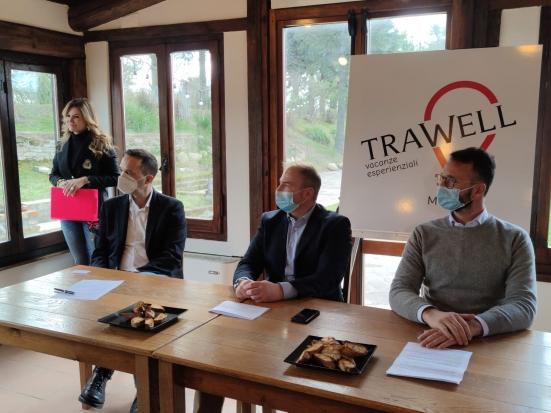 """Dall'entusiasmo di cinque amici a Urbino nasce """"TraWell"""": il portale delle vacanze esperienziali"""