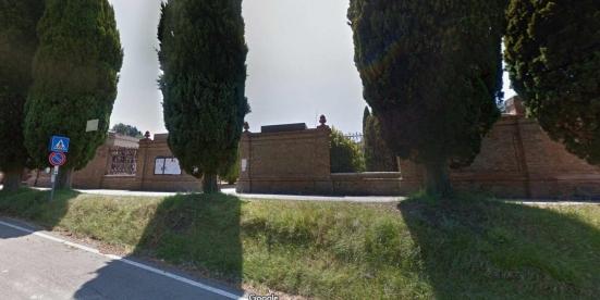 A Vallefoglia sono terminati i lavori di ampliamento del cimitero comunale