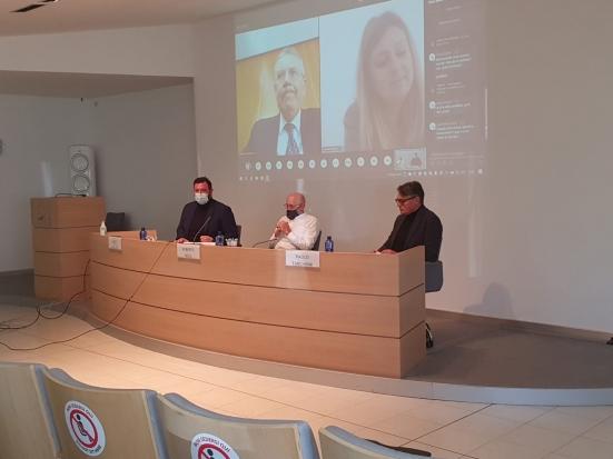 «Espressione della massima collaborazione tra pubblica amministrazione e mondo produttivo», ha detto Mirco Carloni del progetto Intelligence 5.0