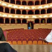 Il teatro attende il suo pubblico: la video-intervista a Gilberto Santini