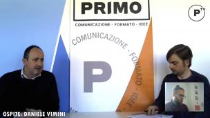 Tra live e digitale, nuove forme di cultura: la video-intervista a Daniele Vimini