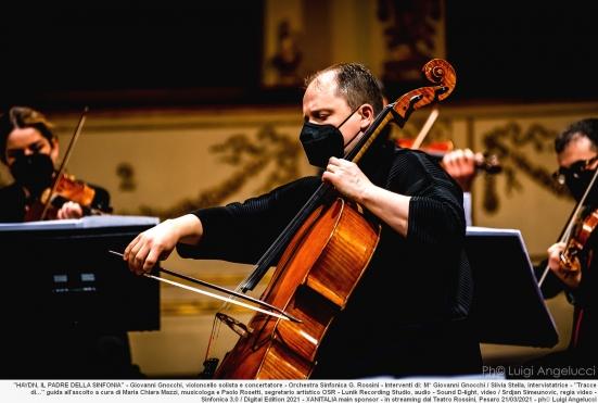 Giovanni Gnocchi torna (in streaming) ospite di Sinfonica 3.0