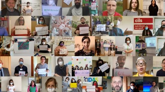#NoiCiVacciniamo: Labirinto aderisce alla campagna di sensibilizzazione di Legacoopsociali