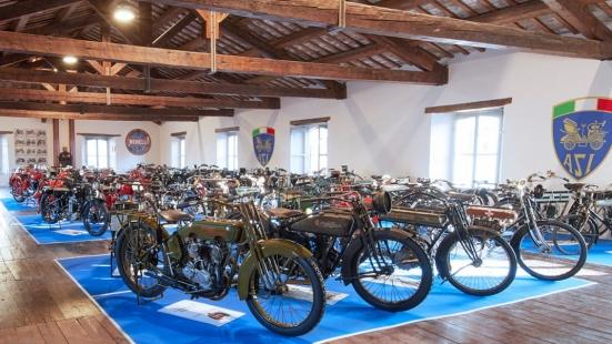 71 moto storiche ASI Morbidelli al Museo Benelli di Pesaro: un patrimonio straordinario dalla Rêve 275 del 1907