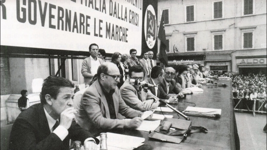 """""""C'era una volta il PCI a Pesaro e Urbino"""": al via la docuserie a cura della Fondazione XXV Aprile"""
