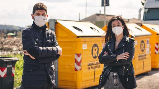 A Cartoceto potenziata la videosorveglianza per contrastare l'abbandono dei rifiuti