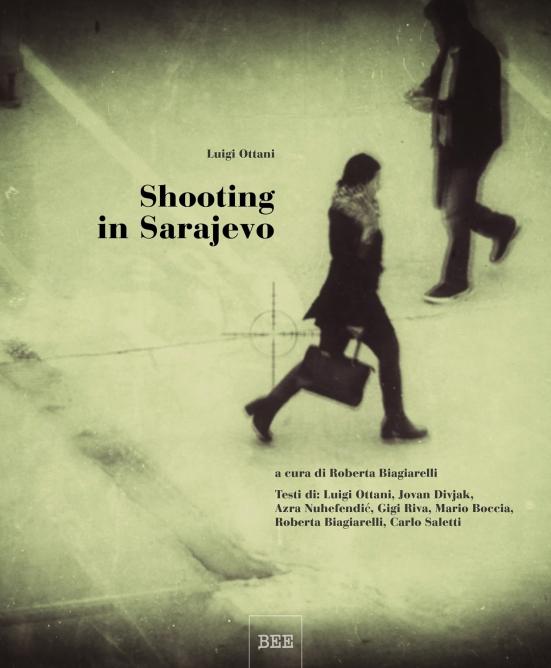 Aprile in Libri prosegue a San Costanzo con Shooting Sarajevo di Luigi Ottani e Roberta Biagiarelli