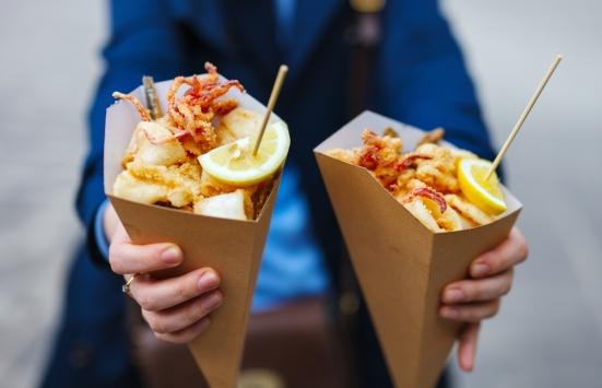 A Pesaro c'è un bando per lo street food a Calata Duilio