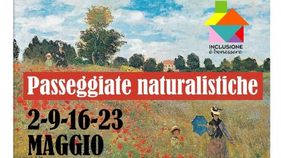 """""""Inclusione è benessere"""": al via gli itinerari naturalistici e culturali con l'uscita al Parco Scarpellini di Pesaro"""