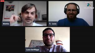Un giovane in Regione: la video-intervista a Luca Serfilippi