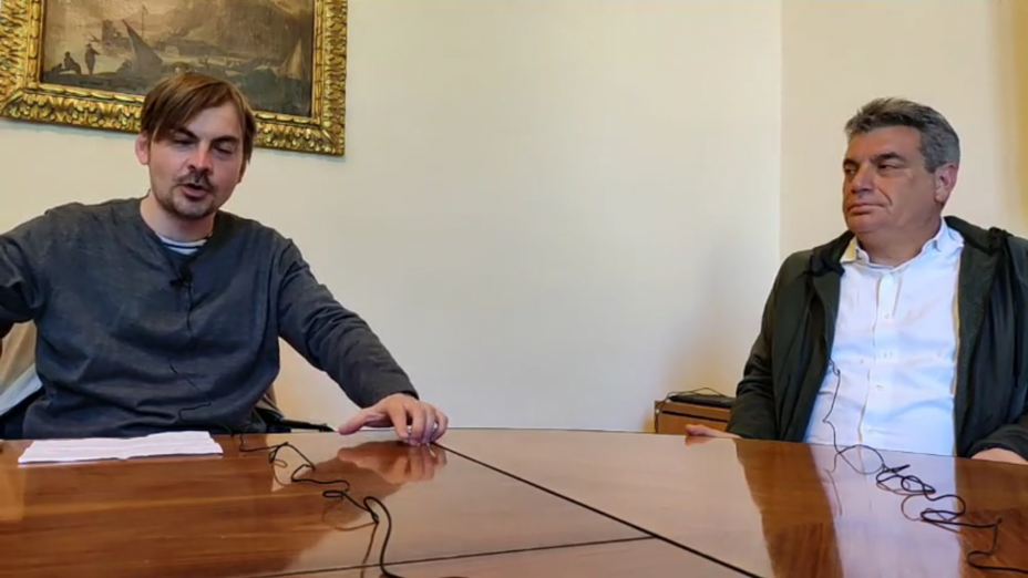 Fano verso l'estate: la video-intervista a Massimo Seri