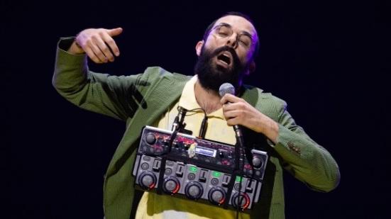 Da X-Factor a Pesaro: N.A.I.P. porta il suo concerto muto alla 57a Mostra Internazionale del Nuovo Cinema