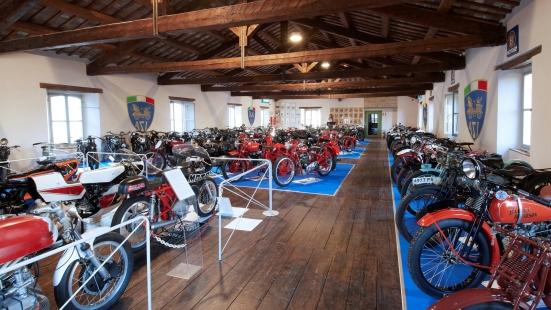 """Sabato il Museo """"Officine Benelli"""" di Pesaro riapre a tutti i visitatori con una serie di importanti novità"""