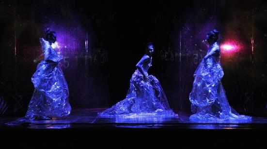 La danza spettacolare e illusionista della RBR Dance in anteprima nazionale al Teatro Rossini di Pesaro