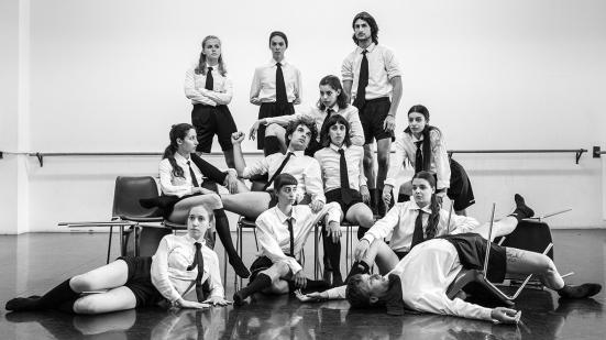 """Al Teatro Rossini la prima assoluta de """"Il Branco"""" per Pesaro Danza Focus"""