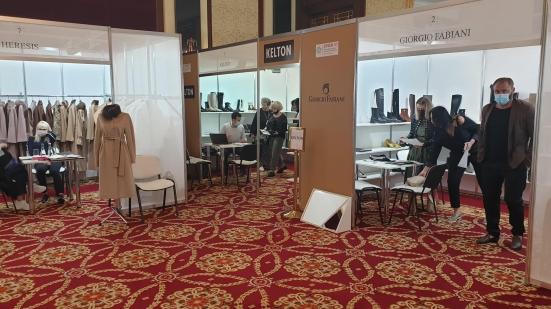La moda marchigiana riparte dalle fiere: 16 imprese del settore calzature a Kiev in Ucraina