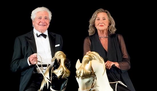 Paola Gassman e Ugo Pagliai vestono i panni di Romeo e Giulietta al Teatro della Fortuna di Fano