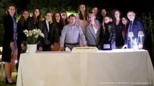 """Megabox in Serie A1, il presidente Angeli: """"Ringrazio di cuore tutte le ragazze, un regalo che non dimenticherò"""""""