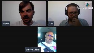 Il clamoroso programma di Miralteatro: la video-intervista a Gilberto Santini