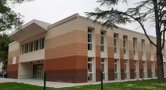"""Alla scuola """"Brancati"""" di Pesaro l'oscar dell'architettura, premiata tra gli edifici più ecosostenibili del mondo"""