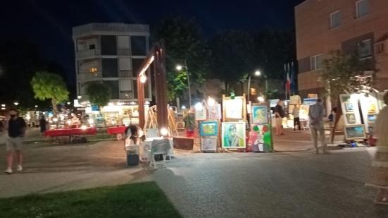 """Confesercenti, a Gabicce tornano """"I lunedì dell'arte"""" con l'esposizione pittorica in Piazza del Municipio"""