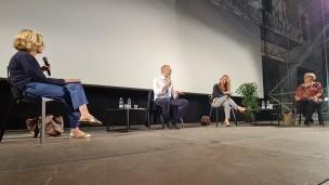 Sette anni da sindaco, Ricci dal palco di Piazza del Popolo: «Pesaro pronta a rinascere, ora acceleriamo sui progetti»