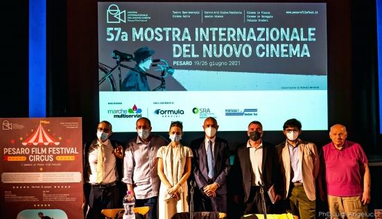 Al via domani la 57° Mostra Internazionale del Nuovo Cinema di Pesaro