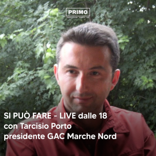 #Sipuòfare: Tarcisio Porto