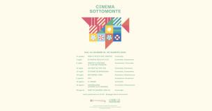 Tutto il programma del Cinema Sottomonte, a Gabicce Mare