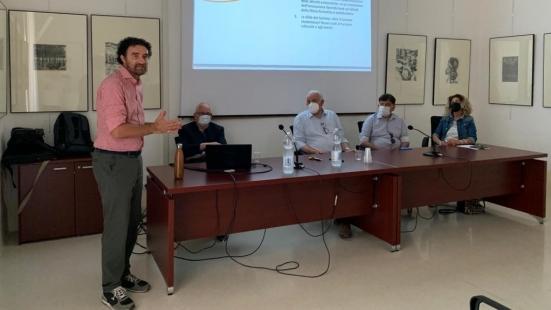 Direttivo Confesercenti Urbino a confronto con l'Amministrazione su rilancio e turismo