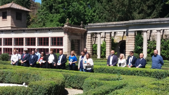 A Villa Miralfiore è stato presentato l'Itinerario della Bellezza 2021 della Confcommercio di Pesaro e Urbino