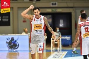 Carlos Delfino ha rinnovato il contratto con la Vuelle